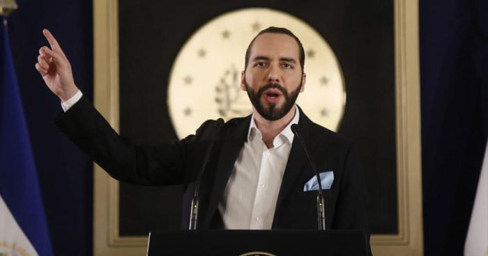 Presidente Nayib Bukele expulsa a todo el cuerpo diplomático de Venezuela