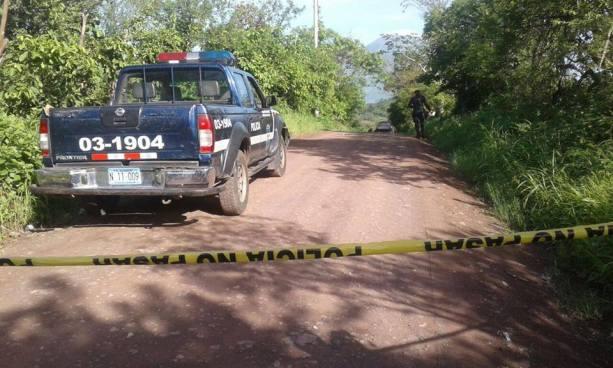 Localizan cadáver en cantón El Progreso, San Miguel