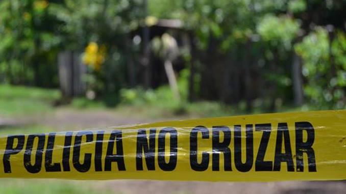 delincuentes asesinaron a dos personas