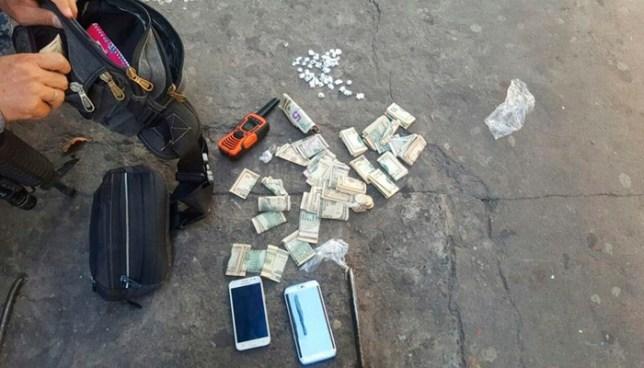 Capturan a dos sujetos que distribuían droga en comunidad Tutunichapa, San Salvador