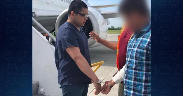 Deportan de EEUU a salvadoreño buscado por actos de terrorismo en El Salvador