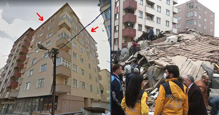 Un muerto y varios heridos tras derrumbe de un edificio de ocho plantas en Estambul