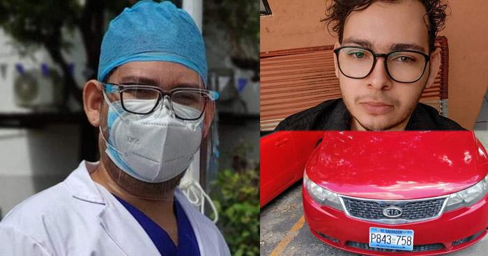 Ubican vehículo de trabajador de Salud desaparecido desde el 2 de Noviembre