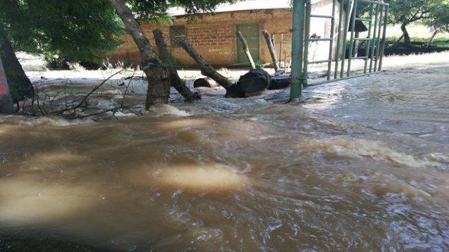 Alta probabilidad de desbordamiento de al menos 5 ríos de la zona costera