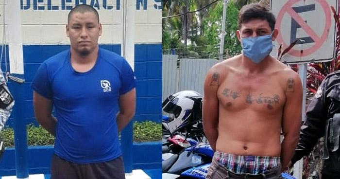 Capturan a pandillero cuando distribuía droga en Soyapango