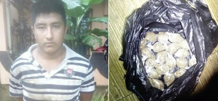 Capturan a traficante de droga vinculado en asesinato de esposa de un policía