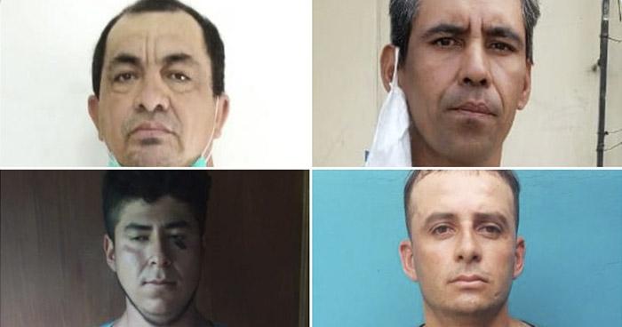 Cuatro detenidos por extorsión, agresión sexual y violación de menores