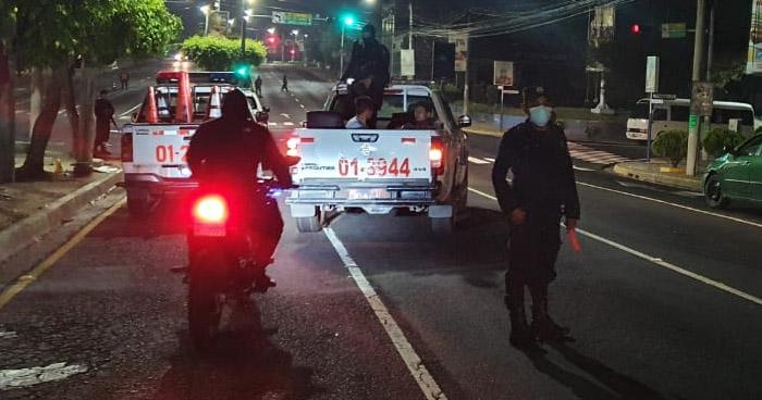 Detienen a 26 personas por no acatar cuarentena, algunas bajo los efectos del alcohol