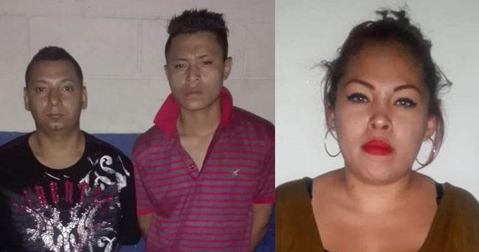 Capturan a mujer luego que cobrara $50 dólares de extorsión en San Salvador