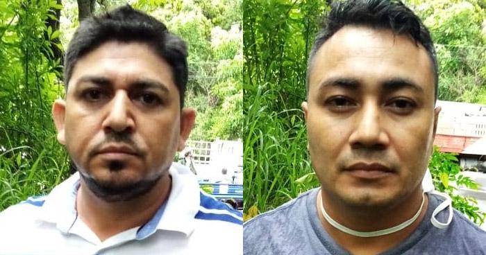 Capturados cuando transportaban un paquete de marihuana en Quezaltepeque
