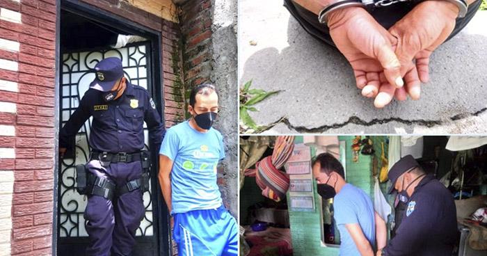Más de 20 detenidos por usurpación de viviendas en municipios de San Salvador
