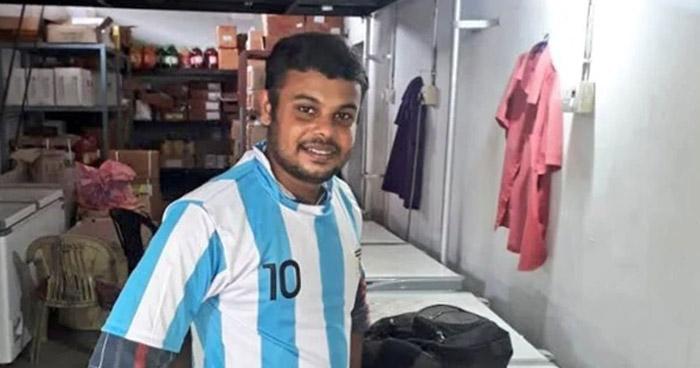 Joven indio, fanático de Lionel Messi se suicidó tras la derrota de Argentina contra Croacia