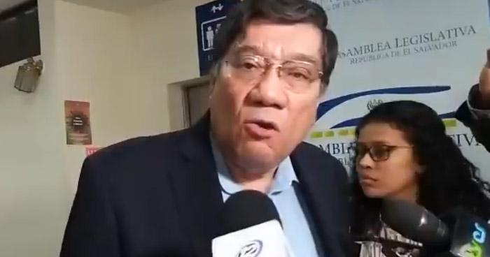 Diputado advierte que elección de nuevo titular de la PDDH sería acuerdo fuera de lo legal