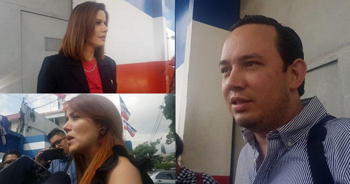 Comisión política de ARENA cita a diputados que apoyan propuesta del Presidente Electo, Nayib Bukele