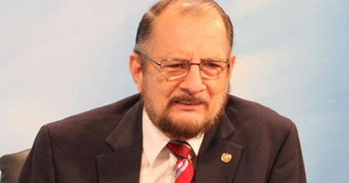Ricardo Cea Rouanet presenta su renuncia como director del ISSS