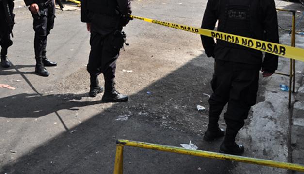 Doble homicidio en la colonia María Auxiliadora Santa Ana