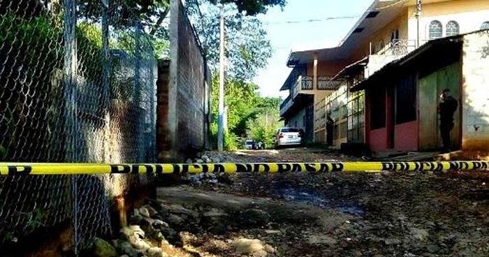 Hermanos fueron asesinados al interior de su vivienda en Meanguera, Morazán