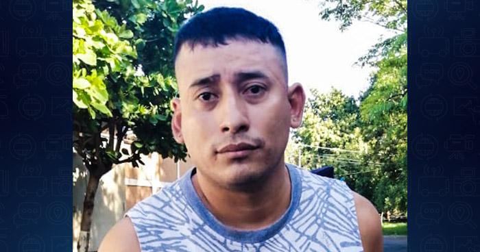 Capturan a pandillero buscado por dos asesinatos cometidos en 2018
