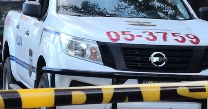 Joven fue asesinado esta madrugada en Ilobasco, Cabañas
