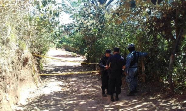 Dos pandilleros son asesinados a balazos al interior de una vivienda en Chilanga, Morazán