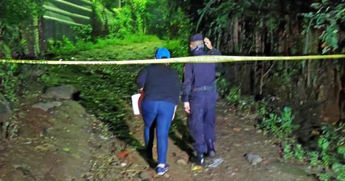 Padre e hijo asesinados por 8 pandilleros en Nejapa