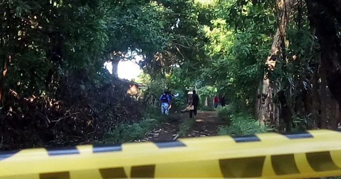 Madre e Hijo fueron asesinados en Jiquilisco, Usulután