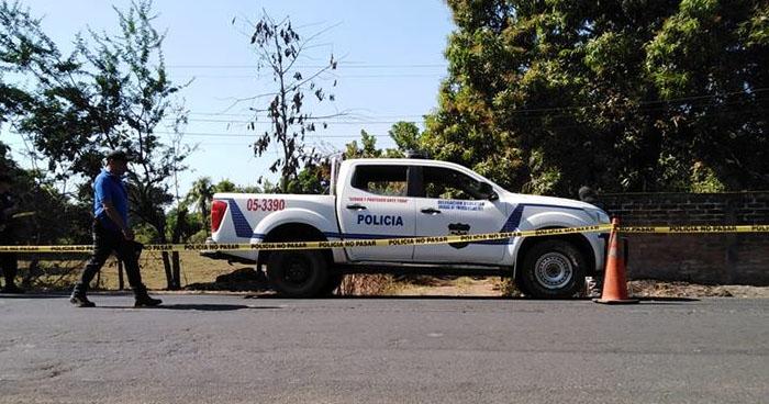 Dos hombres fueron asesinados en una lotificación de Usulután