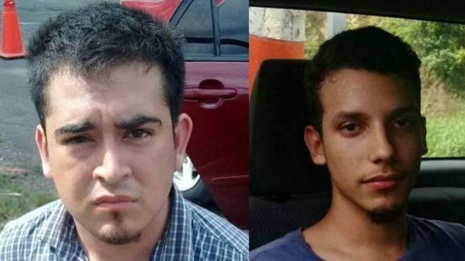 Arrestan a 2 sujetos que transportaban 22 libras de marihuana en Ahuachapán