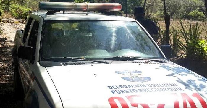 Madre e hija fueron asesinadas esta mañana en Ereguayquín, Usulután