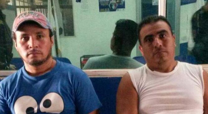 Dos hombres detenidos por contrabando de mercadería