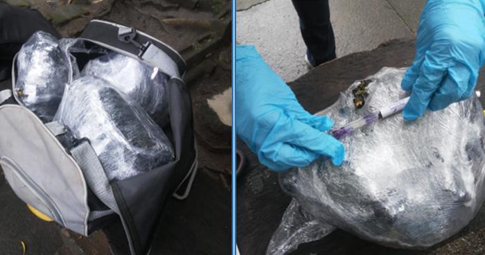 Incautan droga valorada en más de $5 mil en San Francisco Menéndez, Ahuachapán