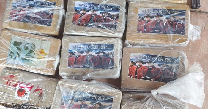 Droga incautada en playa Las Hojas esta valorada en $13.8 millones