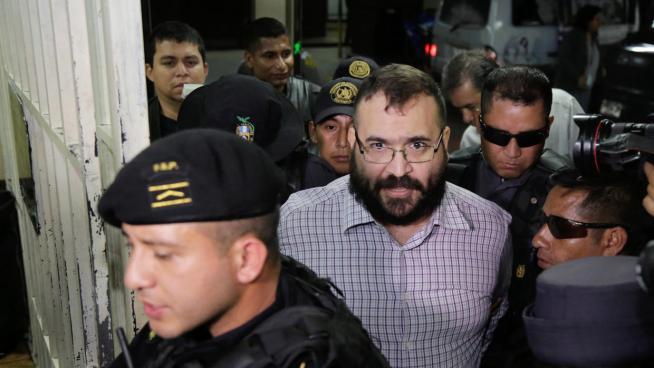 Duarte acepta ser extraditado a México aunque niega los delitos en su contra