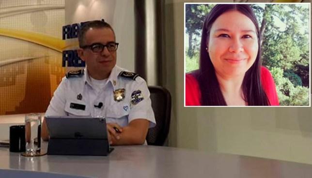 DUI de Karla Turcios fue encontrado ayer sobre el bulevar Venezuela, en San Salvador