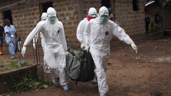 Ébola ataca a la República Democrática del Congo