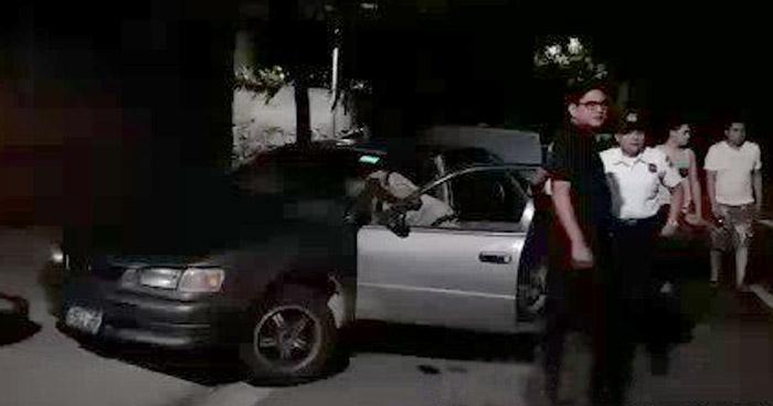 Conductor ebrio impactó contra una vivienda en San Salvador