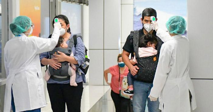 Repatrían a 120 salvadoreños que permanecían varados en EE.UU.