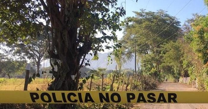 Asesinan a dos jóvenes en San Lorenzo, Ahuachapán