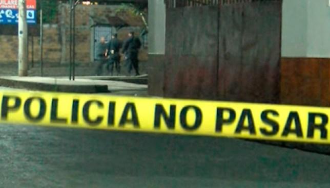 Pandillero cae abatido en intercambio de disparos con agentes de la PNC, en Aguilares