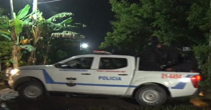 Pandillero muerto tras intercambio de disparos con agentes de la PNC en Aguilares