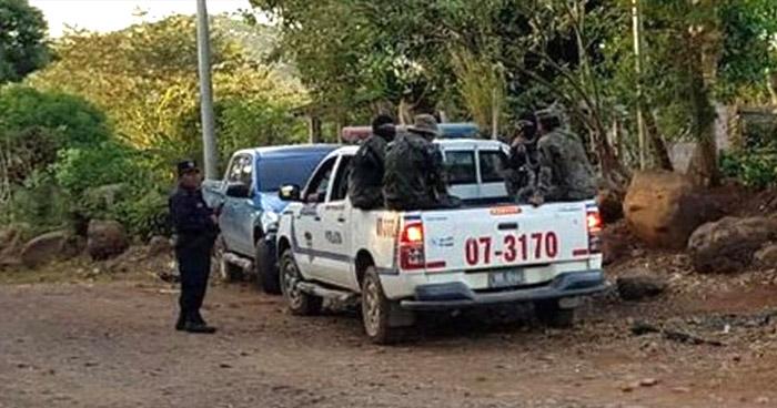 Soldado herido tras enfrentamiento con pandilleros en Ahuachapán