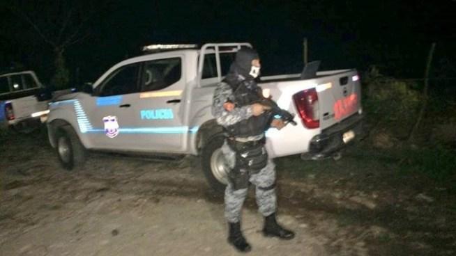 5 pandilleros muertos tras enfrentamiento armado en San Cayetano Istepeque, San Vicente