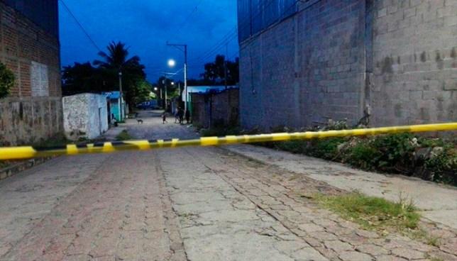 Un pandillero muerto tras intercambio de disparos con agentes de la PNC en Comasagua