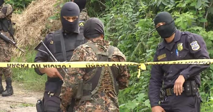 Dos pandilleros murieron tras enfrentarse a balazos con la PNC en Sonsonate