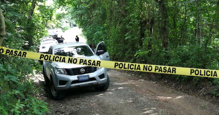 Pandillero muerto tras enfrentamiento con policías en Cuscatlán