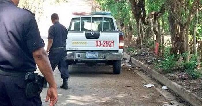 Pandilleros emboscan a dos agentes de la PNC en Ahuachapán