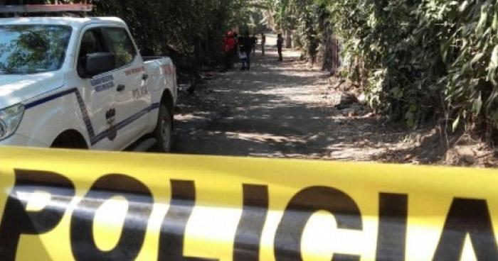 Dos pandilleros murieron en intercambio de disparos con policías en La Libertad