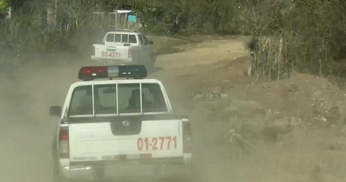 Tres pandilleros muertos tras enfrentamiento con agentes PNC en Moncagua, San Miguel