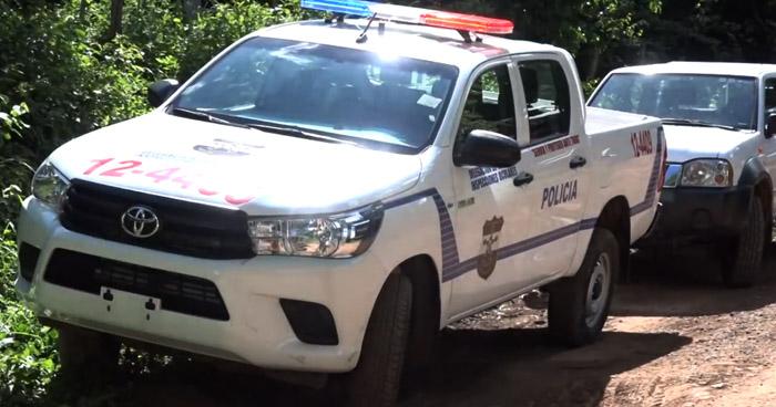 Pandillero muerto al enfrentarse a policías en Perquín, Morazán