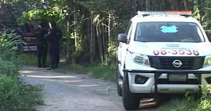 Pandillero muere en intercambio de disparos con policías en Olocuilta